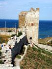 Отдых в Феодосии - крепость